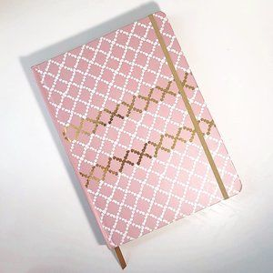 Hard Cover Bound Custom Fill-In Scheduling Planner